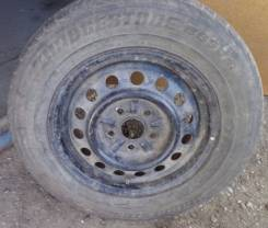 Колесо Bridgestone 1 шт mark II chaser 205/65r15
