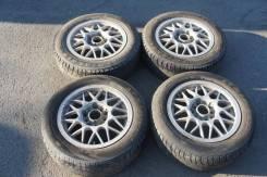 Продам комплект колес, возможна отправка. 6.0x14 5x100.00, 5x114.30 ET40 ЦО 65,0мм.