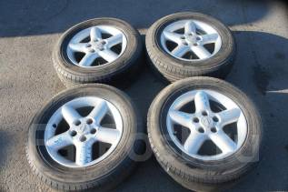 Продам комплект колес, возможна отправка. 6.5x16 5x114.30 ET40 ЦО 65,0мм.