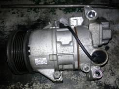 Компрессор кондиционера. Toyota Vitz, SCP90 Двигатель 2SZFE