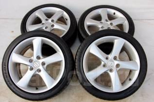 Колёса =Mazda= R17! Japan! C шинами! (№ 48129). 7.0x17 5x114.30 ET45