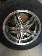 Sakura Wheels. 7.0x16, 5x100.00, ET40, ЦО 72,0мм.