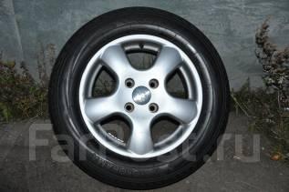 Колесо 4x114.3 Nissan Mitsubishi Lacetti Hyundai. 6.5x15 4x114.30 ET45