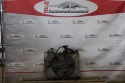 Радиатор охлаждения двигателя. Toyota: bB, WiLL Cypha, Raum, Funcargo, ist Двигатели: 1NZFE, 2NZFE