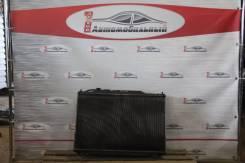 Радиатор охлаждения двигателя. Honda Stepwgn, UA-RF3, CBA-RF3, UA-RF5, CBA-RF5