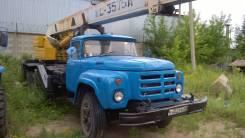 Ивановец. Автокран на базе ЗИЛ133ГЯ модель КС-3575А 14 тонн продаю, 14 000 кг.