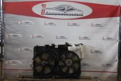 Радиатор охлаждения двигателя. Toyota Tarago, ACR30 Toyota Previa, ACR30 Toyota Estima, ACR30, ACR40 Двигатель 2AZFE