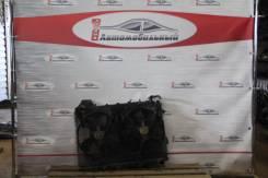 Радиатор охлаждения двигателя. Nissan Largo, NW30, W30 Двигатель KA24DE