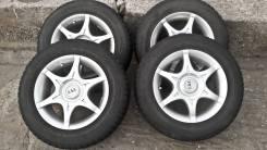 Комплект колес 175/70 R14. Зима.