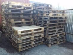 Палеты деревянные (евро)