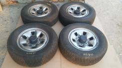 Bridgestone Blizzak Extra PM-30. Всесезонные, 2005 год, износ: 60%, 4 шт