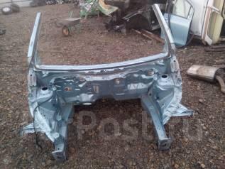 Передняя часть автомобиля. Toyota Vitz, KSP90, NCP95