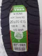 Nokian Nordman RS. Зимние, без шипов, 2014 год, без износа, 1 шт