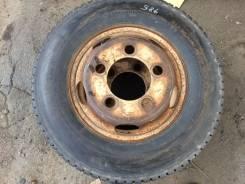 Bridgestone R202. Зимние, без шипов, 2011 год, износ: 50%, 2 шт