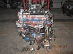 Двигатель в сборе. Toyota Vitz, SCP90 Toyota Ractis, SCP100 Двигатель 2SZFE