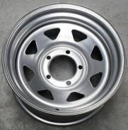 "Steel Wheels. 8.0x16"", 5x139.70, ET0, ЦО 108,0мм. Под заказ"