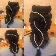 Плетение кос от 300 до 700 руб.