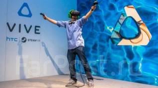 Аттракцион виртуальная реальность (HTC Vive). Корпоративы, презентации