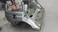 Задняя часть автомобиля. Subaru Forester, SF5