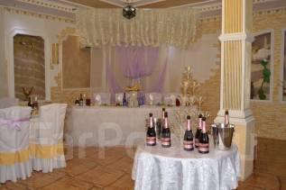 В ресторан Александрапол принимаются свадьбы, дни роджения, юбилеи во