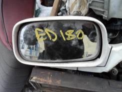 Зеркало заднего вида боковое. Toyota Carina Toyota Carina ED, ST180 Двигатель 4SFE