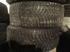 Michelin Latitude X-Ice North 2. Зимние, износ: 5%, 4 шт
