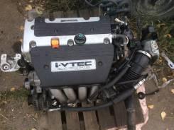 Двигатель в сборе. Honda CR-V, RE4, DBA-RE4, DBARE4 Двигатель K24Z4