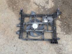 Диффузор без кондиционера Рено Дастер Renault duster
