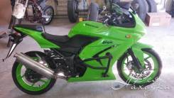 Kawasaki Ninja. 250 куб. см., исправен, птс, с пробегом