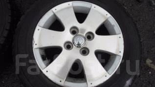Продам комплект колес 175/65R14. 5.5x14 4x100.00 ET45 ЦО 54,0мм.