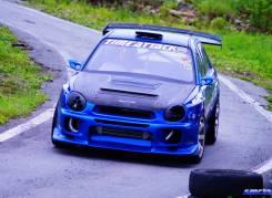 Капот. Subaru Impreza WRX, GDB