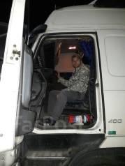 Водитель грузового автомобиля. Высшее образование, опыт работы 6 лет