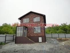 Коттедж 120 кв. м., 10 соток = квартира Владивосток, пригород. От агентства недвижимости (посредник)