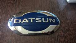 Эмблема. Nissan Datsun