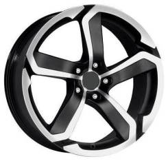 RS Wheels. 7.0x16, 5x120.00, ET43, ЦО 74,1мм. Под заказ