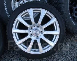 Шины Bridgestone 215/45R17 зима на литье Toyota Mark, Altezza и т. д. 7.0x17 5x114.30 ET53