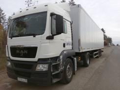 MAN TGS. Продам седельный тягач 19.390 4x2, 10 518 куб. см., 18 000 кг.