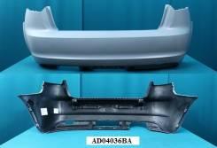 Бампер. Audi A3, 8P7, 8P1, 8PA