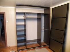 Сборка мебели: перенос и ремонт шкафа купе. Перетяжка