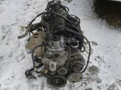 Двигатель. Honda Fit Двигатель L13A