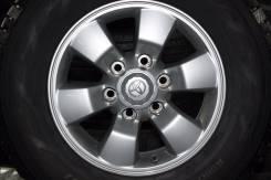 Toyota Land Cruiser Prado. 7.0x16, 6x139.70, ET30, ЦО 110,0мм.