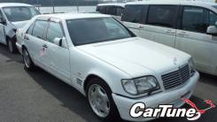 Mercedes-Benz S-Class. WDB140