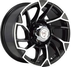 NZ Wheels SH660. 8.0x16, 6x139.70, ET0, ЦО 110,5мм. Под заказ