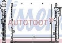 Радиатор кондиционера Бмв 3 серия 1994-1999 год / Е36