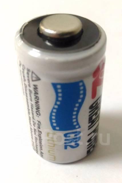 Литиевый элемент питания (батарейка) Great Power CR2, 3V