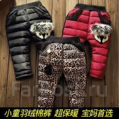 Зимние штаны. Рост: 74-80 см