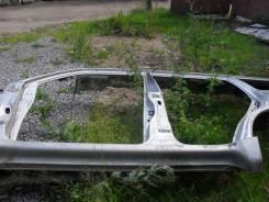 Порог со стойкой левый Mitsubishi Pajero/Montero (2000 - 2006)