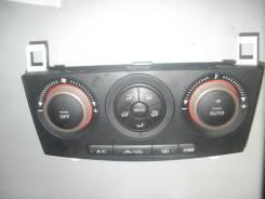 Блок управления печкой Mazda Mazda3 (2002 - 2009)