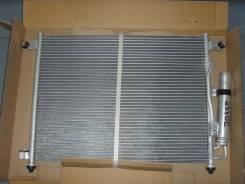 Радиатор кондиционера (конденсер) Chevrolet Aveo (T250) (2005 - 2011)