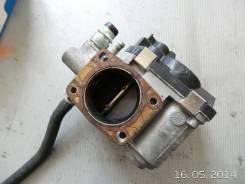 Заслонка дроссельная электрическая Opel Astra H (2004 - 2010)
